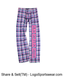 Youth Flannel Pants Design Zoom